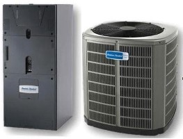 American Standard 4A6H5061E1000B GAM2A0C60S51SB 5.0 ton Gold Series Heat and Cool Air Conditioner