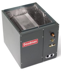Goodman 4 to 5 Ton, W 24 1/2 x H 30 x D 21, Painted Cased Evaporator Coil CAPF4860D6
