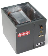 Goodman 1.5 to 2 Ton, W 14 x H 18 x D 21, Painted Cased Evaporator Coil CAPF1824A6