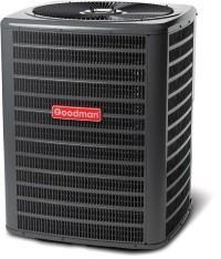 3 Ton 13 Seer Goodman Heat Pump GSH130361