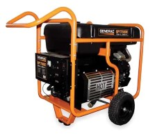 GENERAC Portable Generator 17500 Rated Watts