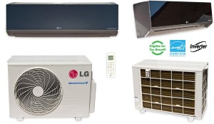 LA240HSV4 LG Split Air conditioner  - Includes LAN240HSV4 LAU240HSV4 - SEER 20