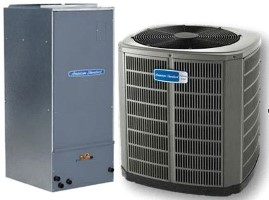 American Standard 4A6H5024G1000A 4FWHF030A1000B 2.0 ton Gold Series Heat and Cool Air Conditioner