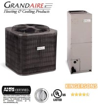 GRANDAIRE WCA4604GKA WAHL604B - 5 Ton SEER 14 Air Conditioner Split System