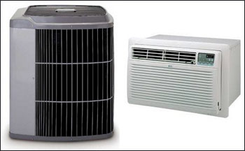 central ac units