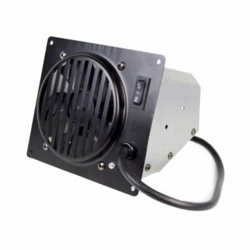 World Marketing 20-6127 Heater Blower, Black/Beige