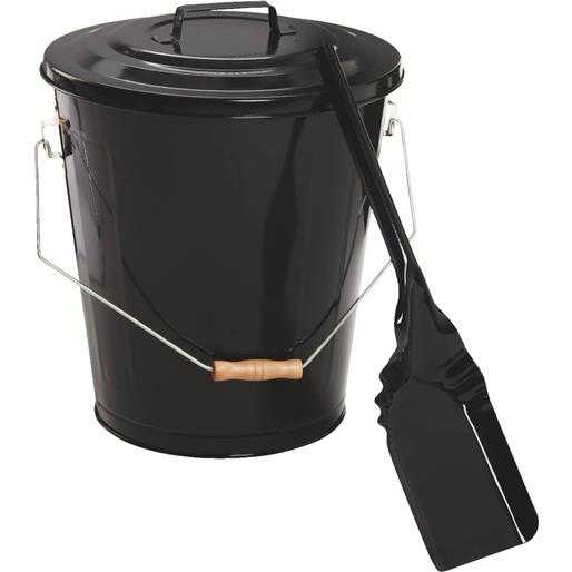 Hipp Hardware Plus Ash Container & Shovel AC-1001 Unit: EACH