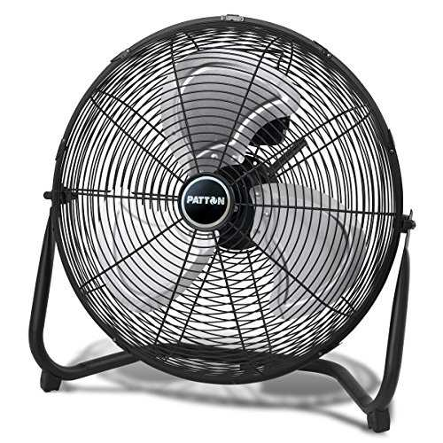 Patton PUF1810BBMB Patton 18-inch High Velocity Fan PUF1810B-BM