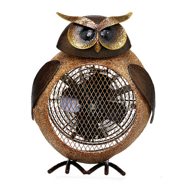 Owl Figurine Heater Fan