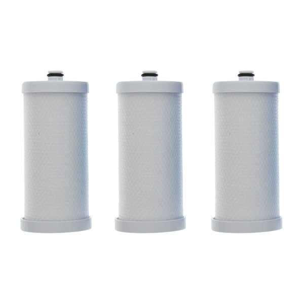 3 Frigidaire WFCB Refrigerator Water Purifier Filters