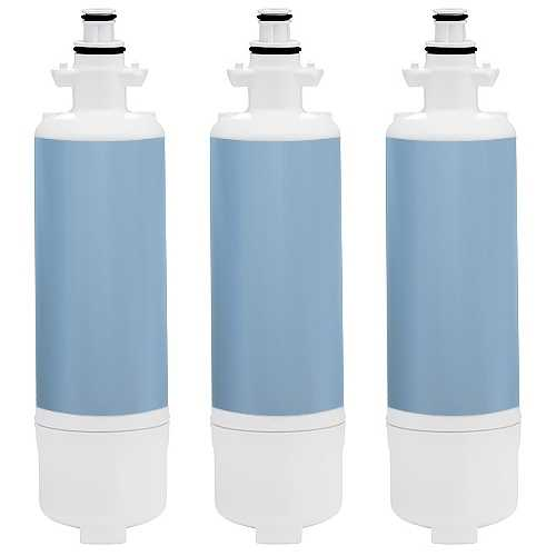 Replacement Water Filter Cartridge for Kenmore Refrigerator 70322 / 23 /29 - (3 Pack)