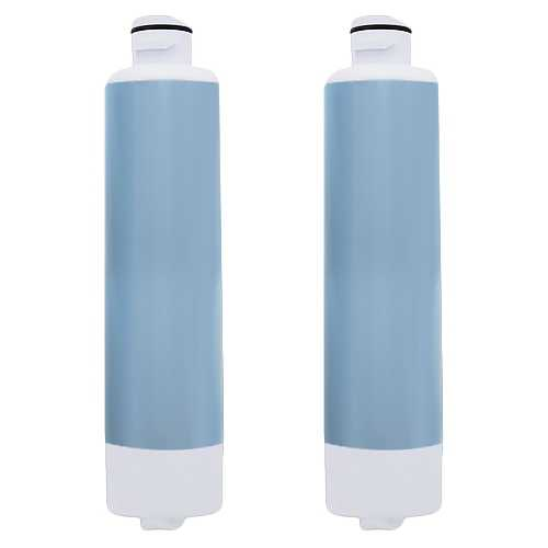 Aqua Fresh Replacement Water Filter f/ Samsung RS25H5000WW / RF31FMEDBBC Refrigerator Model 2 Pk