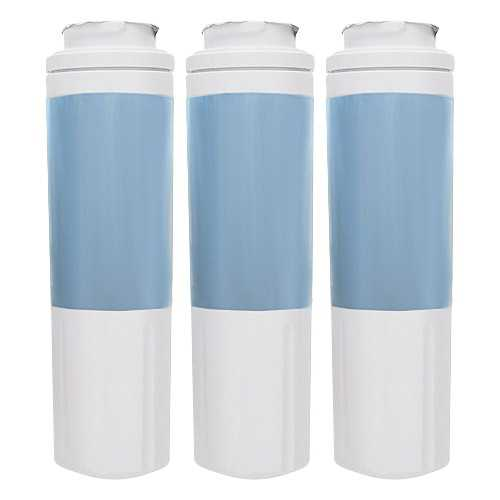 New Replacement Water Filter Cartridge For Kenmore 58392 Refrigerators - 3 Pack