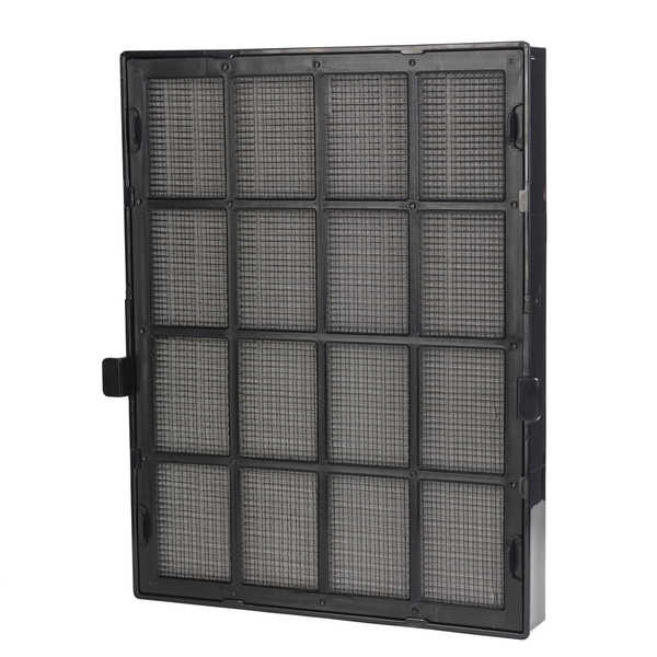 Winix 114190, All-in-One Cassette True HEPA and AOCTM Replacement Carbon Filter B for 9500 and U300 Air Purifiers - Black