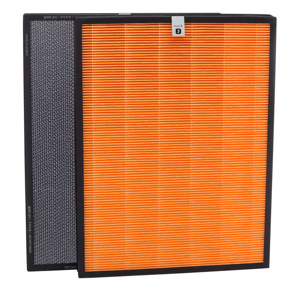 Genuine Winix Replacement Filter J for HR950/ H1000 - orange