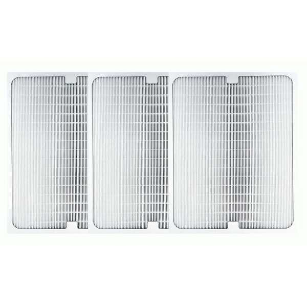 3 Blueair 200/300 Series Air Purifier Filters, Part # 200PF and 201PF - air filter