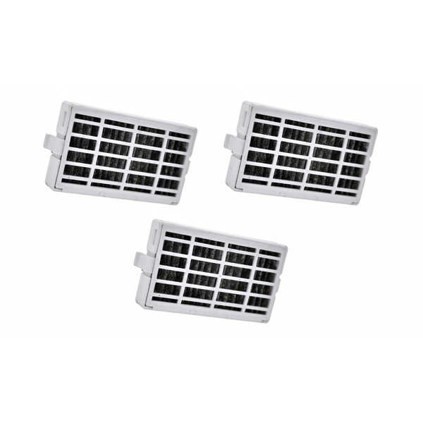 3 Whirlpool Air1 Refrigerator Air Filters, Part # W10311524, 2319308 and W10335147 - air filter