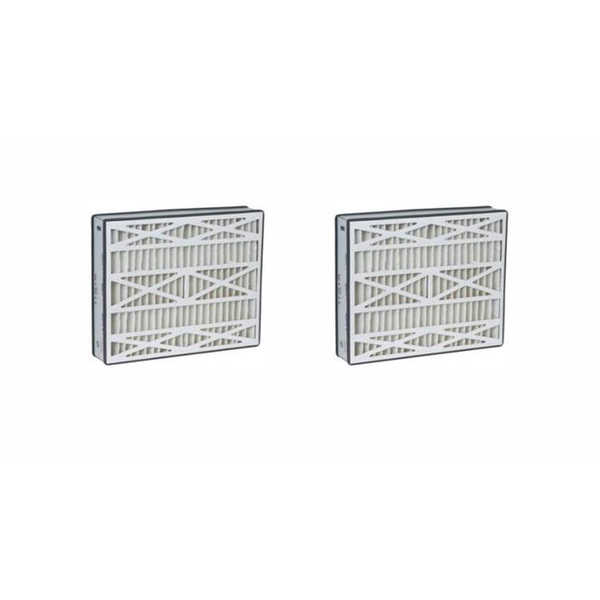 2 Trion Air Bear 16x25x3 Merv 8 Replacement Air Filters, Part # 255649-101 - furnace filter