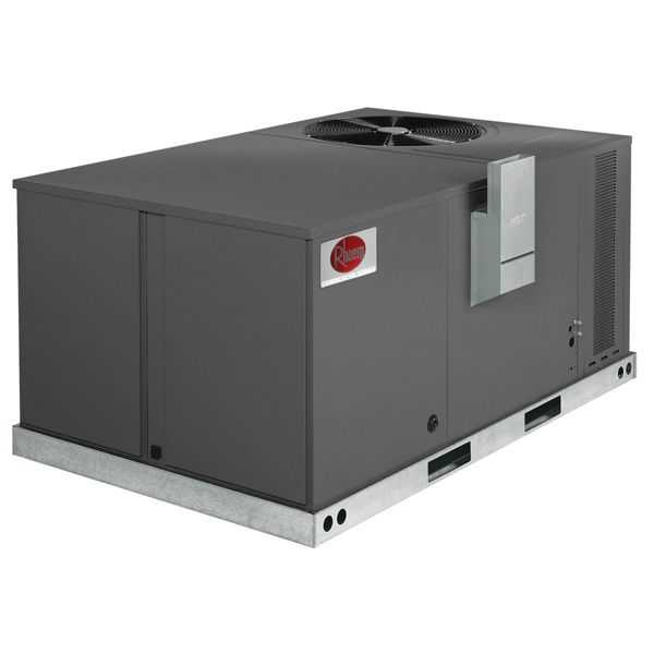 Rheem RKPN-A048DL10E - Commercial Classic 4 Ton, 14 SEER, 100 KMBH, 460 V, 3 Phase, Gas Electric Unit, R-410A