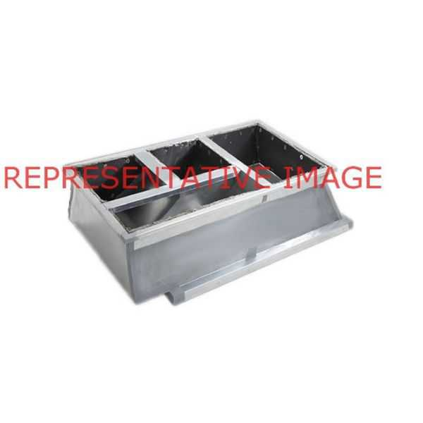 Tempstar CRRFCURB001A01 - 14' High Roof Curb - RGS (036 - 072)