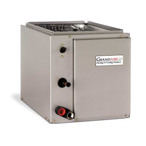 GrandAire - WENC484CA - 4 Ton Evaporator Coil Cased Upflow or Downflow R-22 or R410A