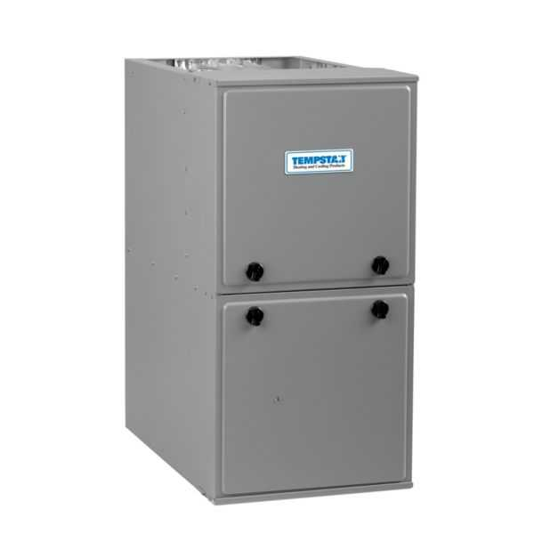 Tempstar - N9MSB1202420C - 92.1% AFUE, Multi-Position, Single Stage, PSC Gas Furnace