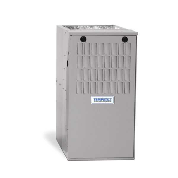 Tempstar - F8MXN0902116A - 80% ECM Single Stage Heating Gas Furnace Low NOX