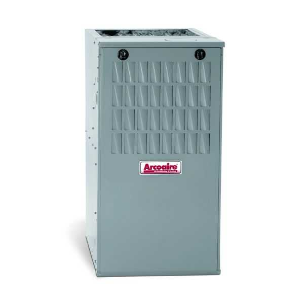 Arcoaire - F8MVL1102122B - 80% Variable Speed, Two-Stage Heating Gas Furnace
