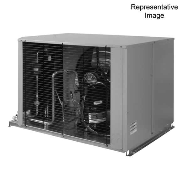 Heatcraft - Bohn - BZT060L6CF - 6 HP Outdoor Condensing Unit: Low Temperature Scroll R-404A (208-230/3/60)
