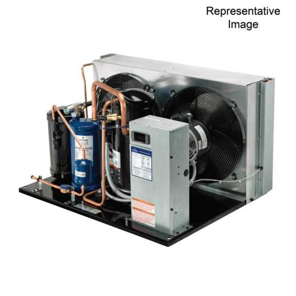 Emerson Climate - FPAK-010Z-CFV-072 - 1 HP, Refrigeration Condensing Unit R134A/R404A 208/230-1
