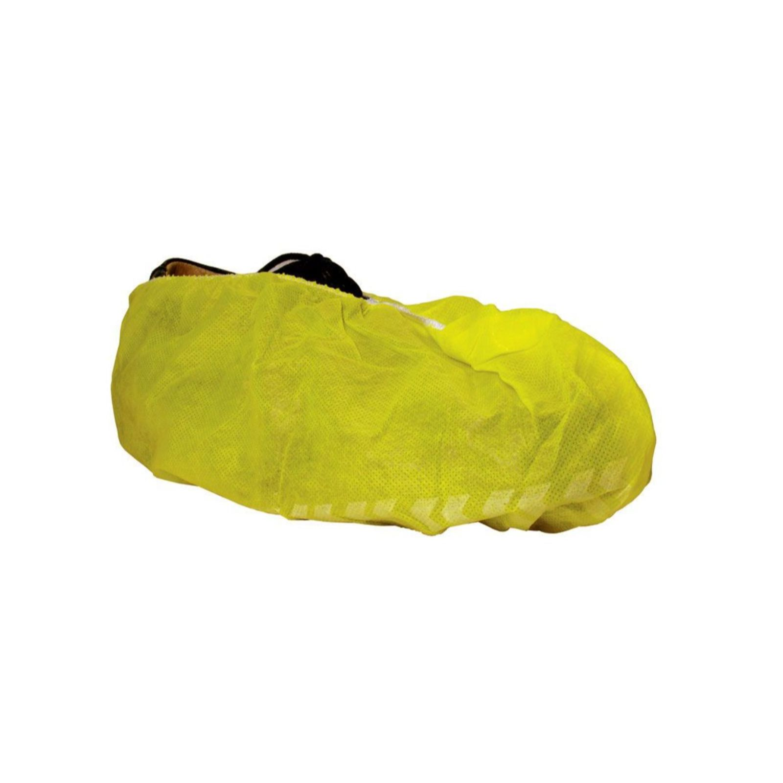 ShuBee 849114 - Shoe Covers - Yellow (Box of 50 Pairs)