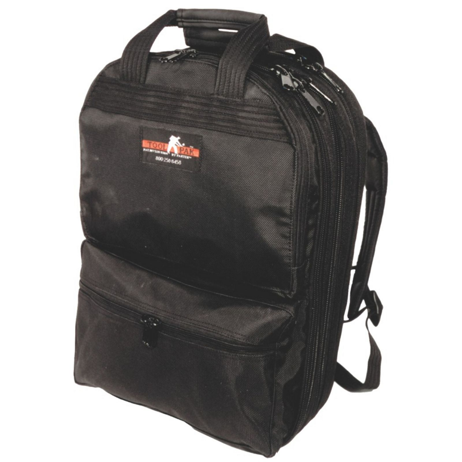 Paktek 90650 - ToolPak Back Pack For Tools