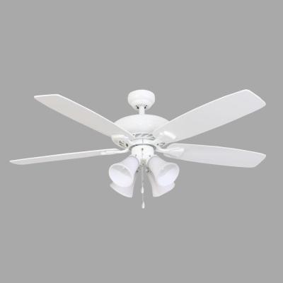 Ardmore 52 in. White Ceiling Fan