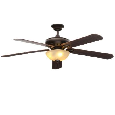 Asbury 60 in. Oil Rubbed Bronze Ceiling Fan