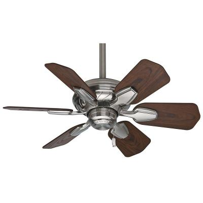 Wailea 31 in. Brushed Nickel Ceiling Fan