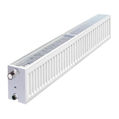 Contractor Series Low Contemporary Profile 47 1/4 in. Hot Water Radiator