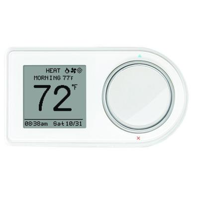 7-Day Wi-Fi Programmable Thermostat in White
