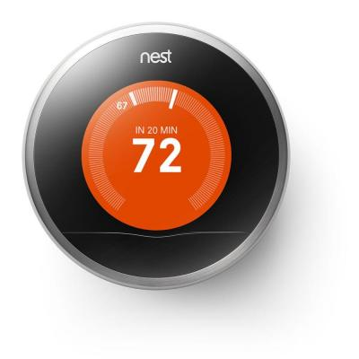Learning Thermostat, 2nd Generation