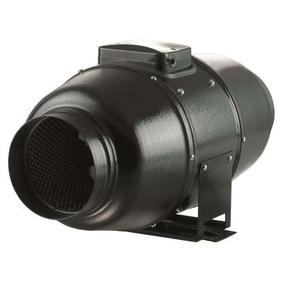 1050 CFM Power 12-3/8 in. Energy Efficient Metal Mixed Flow Inline Fan