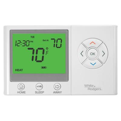 UP300 7-Day Universal Programmable Thermostat with Home/Sleep/Away Presets
